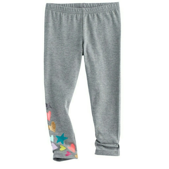 jumping beans Other - Glitter graphic leggings Any 4 for $22